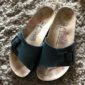 Birkenstock. Birkins Sandal.